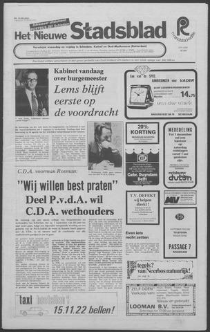 Het Nieuwe Stadsblad 1974-06-14