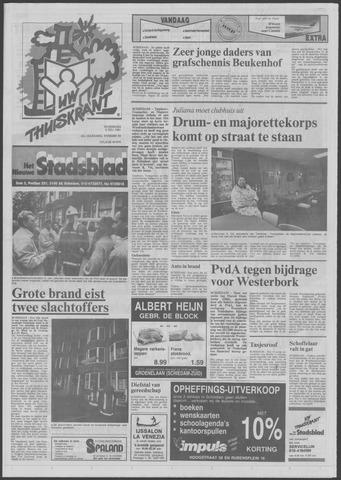Het Nieuwe Stadsblad 1991-07-03