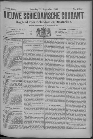Nieuwe Schiedamsche Courant 1901-09-21
