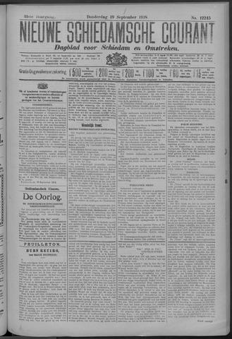 Nieuwe Schiedamsche Courant 1918-09-19