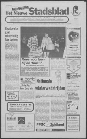 Het Nieuwe Stadsblad 1974-09-13