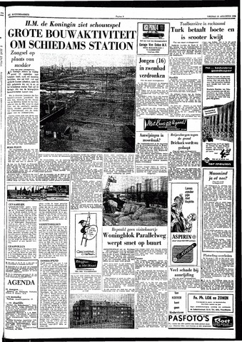 Trouw / De Rotterdammer 1964-08-21