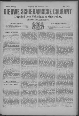 Nieuwe Schiedamsche Courant 1897-10-29