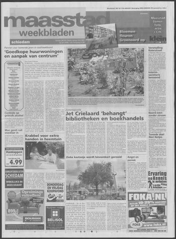 Maaspost / Maasstad / Maasstad Pers 2006-07-12