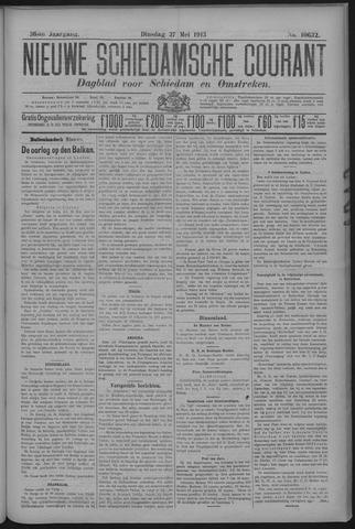 Nieuwe Schiedamsche Courant 1913-05-27