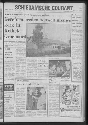 Rotterdamsch Nieuwsblad / Schiedamsche Courant / Rotterdams Dagblad / Waterweg / Algemeen Dagblad 1970-08-04