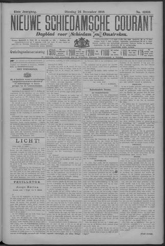 Nieuwe Schiedamsche Courant 1918-12-24