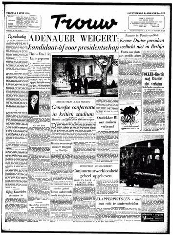 Trouw / De Rotterdammer 1959-06-05