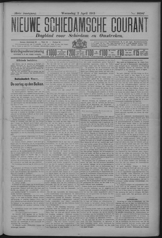 Nieuwe Schiedamsche Courant 1913-04-02