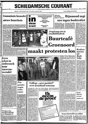 Rotterdamsch Nieuwsblad / Schiedamsche Courant / Rotterdams Dagblad / Waterweg / Algemeen Dagblad 1980-05-20