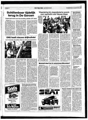 Het Vrije volk 1990-08-09