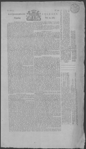 Rotterdamse Courant 1823-07-29