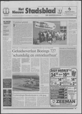 Het Nieuwe Stadsblad 1996-08-07