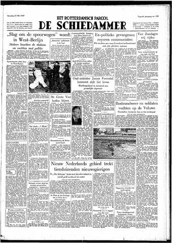 Rotterdamsch Parool / De Schiedammer 1949-05-23