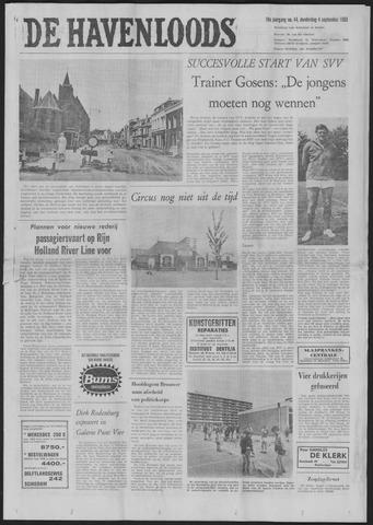 De Havenloods 1969-09-04