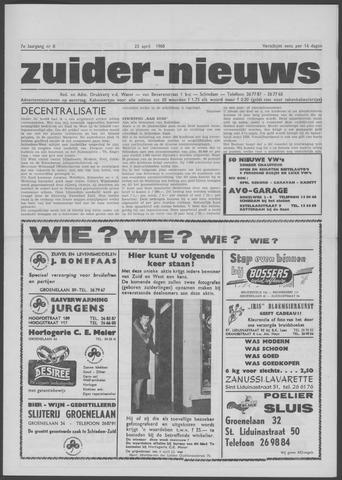 Zuider Nieuws 1968-04-25