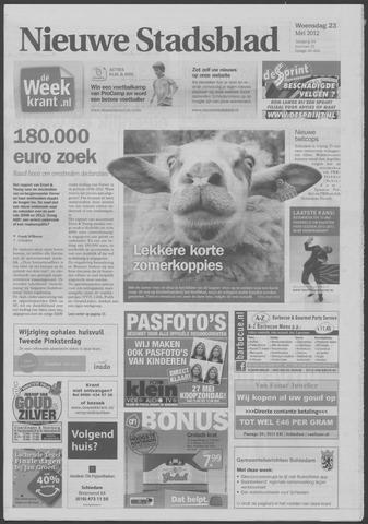 Het Nieuwe Stadsblad 2012-05-23