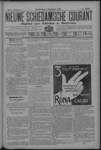 Nieuwe Schiedamsche Courant 1913-12-04