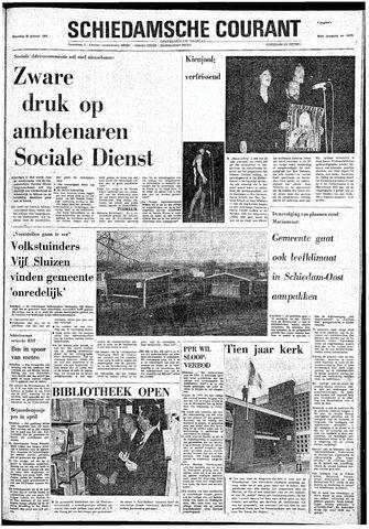Rotterdamsch Nieuwsblad / Schiedamsche Courant / Rotterdams Dagblad / Waterweg / Algemeen Dagblad 1974-01-28