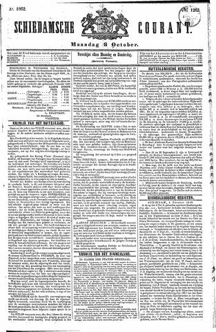 Schiedamsche Courant 1862-10-06