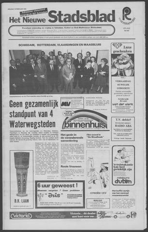 Het Nieuwe Stadsblad 1976-02-13