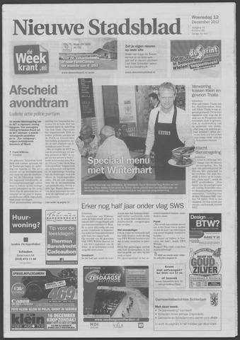 Het Nieuwe Stadsblad 2012-12-12