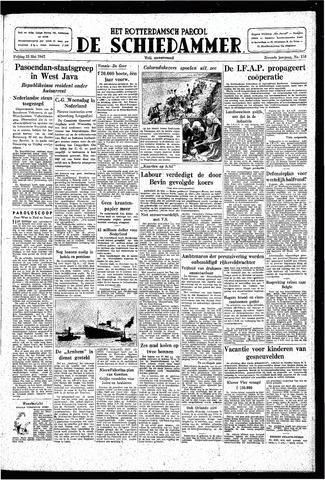 Rotterdamsch Parool / De Schiedammer 1947-05-23