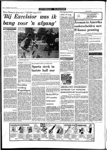 Rotterdamsch Parool / De Schiedammer 1970-08-06