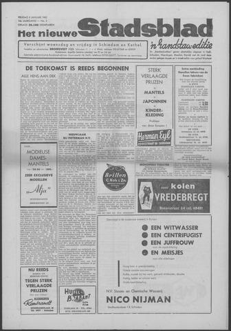 Het Nieuwe Stadsblad 1962-01-05