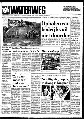 Rotterdamsch Nieuwsblad / Schiedamsche Courant / Rotterdams Dagblad / Waterweg / Algemeen Dagblad 1985-11-11