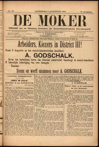 De Moker 1905-08-05