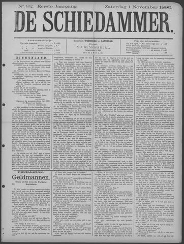 De Schiedammer 1890-11-01