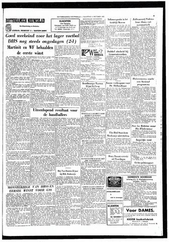 Rotterdamsch Nieuwsblad / Schiedamsche Courant / Rotterdams Dagblad / Waterweg / Algemeen Dagblad 1965-10-04