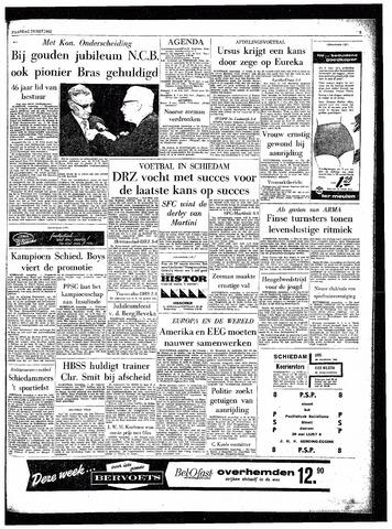 Rotterdamsch Parool / De Schiedammer 1962-05-28