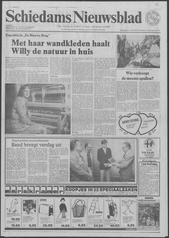 Schiedams Nieuwsblad 1980-08-27