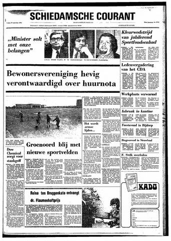 Rotterdamsch Nieuwsblad / Schiedamsche Courant / Rotterdams Dagblad / Waterweg / Algemeen Dagblad 1974-09-20