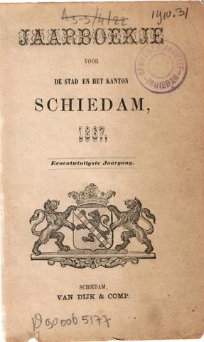 Schiedams Jaarboek 1867-01-01