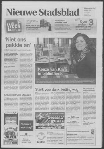 Het Nieuwe Stadsblad 2012-03-14