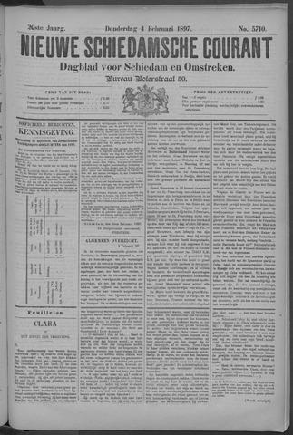 Nieuwe Schiedamsche Courant 1897-02-04