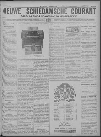 Nieuwe Schiedamsche Courant 1929-11-11