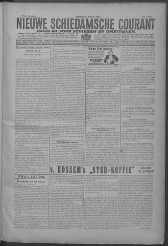 Nieuwe Schiedamsche Courant 1925-01-10