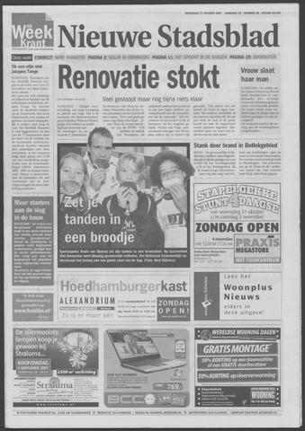 Het Nieuwe Stadsblad 2007-10-31