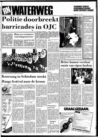Rotterdamsch Nieuwsblad / Schiedamsche Courant / Rotterdams Dagblad / Waterweg / Algemeen Dagblad 1983-07-04