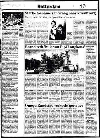 Rotterdamsch Nieuwsblad / Schiedamsche Courant / Rotterdams Dagblad / Waterweg / Algemeen Dagblad 1991-04-13