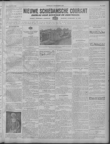 Nieuwe Schiedamsche Courant 1932-11-08
