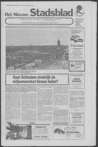 Het Nieuwe Stadsblad 1979-02-02
