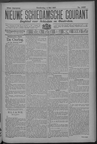 Nieuwe Schiedamsche Courant 1917-05-03
