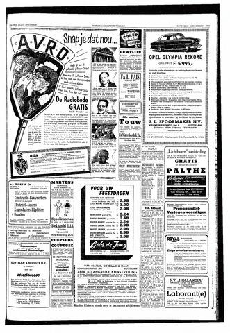 Rotterdamsch Nieuwsblad / Schiedamsche Courant / Rotterdams Dagblad / Waterweg / Algemeen Dagblad 1953-12-12