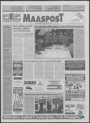 Maaspost / Maasstad / Maasstad Pers 1996-03-20
