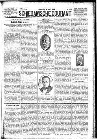 Schiedamsche Courant 1929-06-06